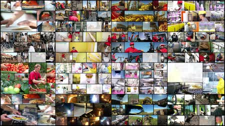 industry : Industrial Work Video Montage