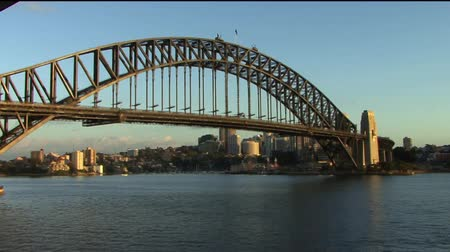 Sydney Harbour Bridge at Sunrise