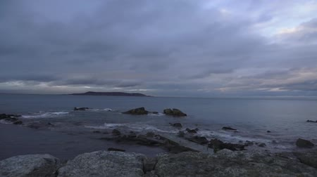 Time-lapse of Irish Coastline