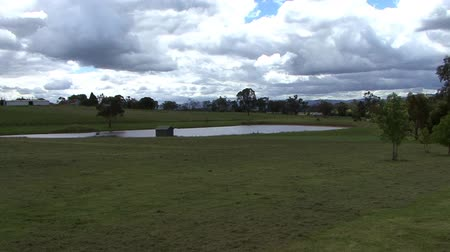 pastoral land : Australian Green Countryside