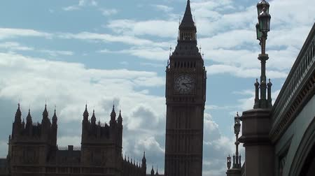 parlamento europeo : BigBen Westminster London