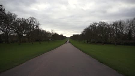 Path to Windsor Castle
