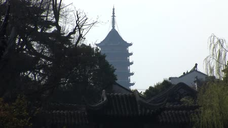 xian : Chinese Traditional Tower