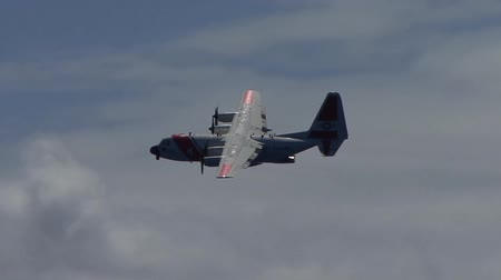 guardia costiera : US Coast Guard Rescue Plane