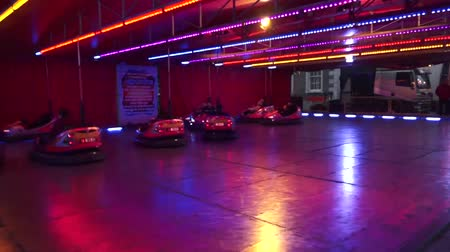 bumps : Amusement Park Rides Bumper Cars