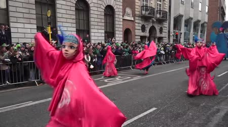 nogi : St Patricks Day Parade in Dublin