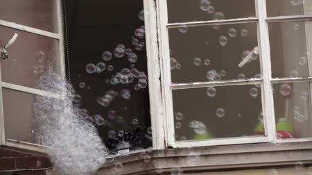 arejado : Bubbles in the street