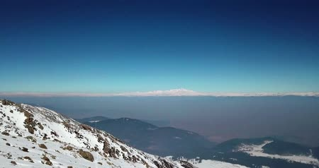 snowbord : Backountry in Gulmarg Wideo