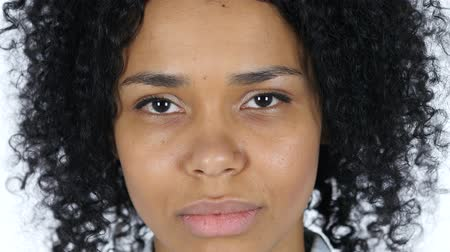 hüsran : Sad Black Woman Face