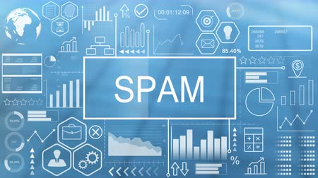 spam : Spam, Animated Typography