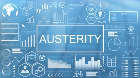 austerity : Austerity, Animated Typography
