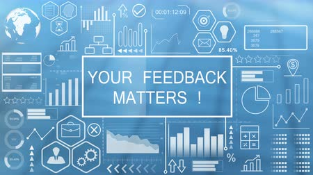 seu : Your Feedback Matters, Animated Typography