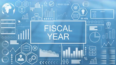 fiscal : Fiscal Year, Animated Typography