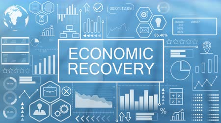 herstel : Economic Recovery, Animated Typography