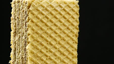 corrugated : Biscuit Waffle Cookies