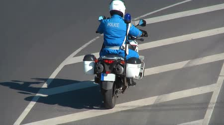 bargello : HD 1080 - Police Bike