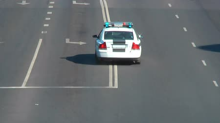 arrestatie : HD 1080 - Police Car