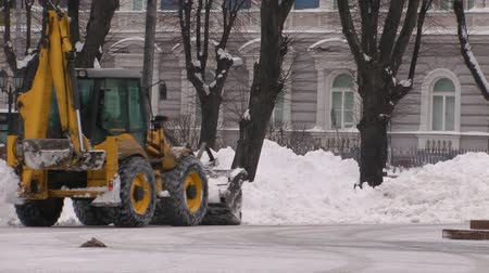 buldozer : HD - Work snowplows