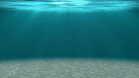 alatt : HD - Deep water. Underwater background