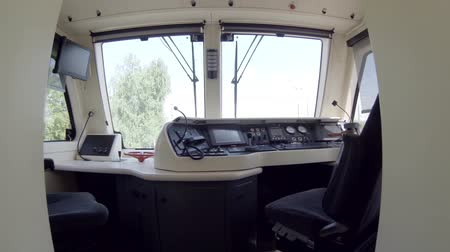 řidič : HD - Cockpit of the train Dostupné videozáznamy