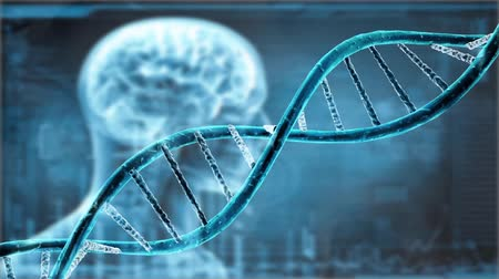 ДНК : DNA double helix, medical background