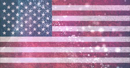usa independence day : 4th of july USA flag background