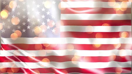 veteran's day : 4th of july USA flag