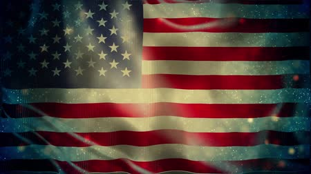 voto : 4th of july USA flag