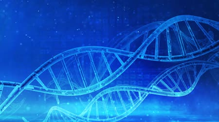 vertente : Medical background DNA helix