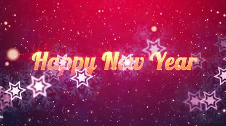 glitters : Happy New Year background
