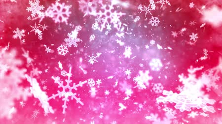 открытка : Winter holidays Christmas snowflakes background