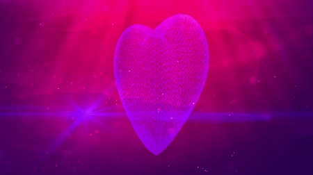 walentynki : St Valentines heart background