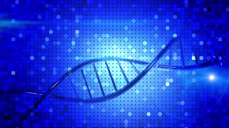 innovatie : Genetics research DNA medical background