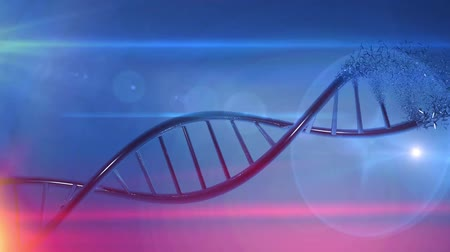 klon : Genetics research DNA medical background
