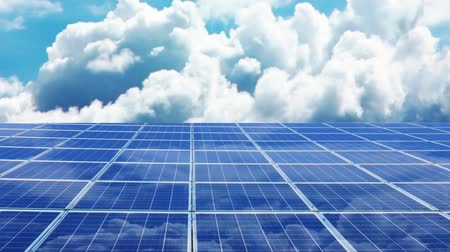 photovoltaic : Photovoltaic solar panels green energy