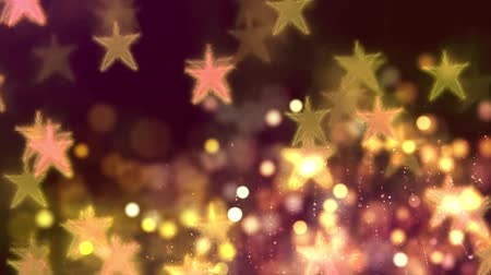 благодарение : Abstract golden bokeh sparkle background