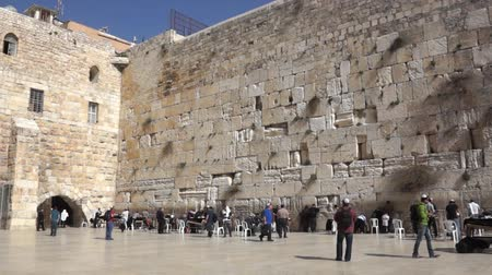 jerozolima : The western wall