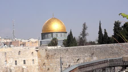 jeruzalém : The Western Wall