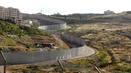 orta : Israeli West Bank barrier
