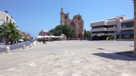 chipre : Lala Mustafa Pasha Mosque (St Nicolas Cathedral), Famagusta
