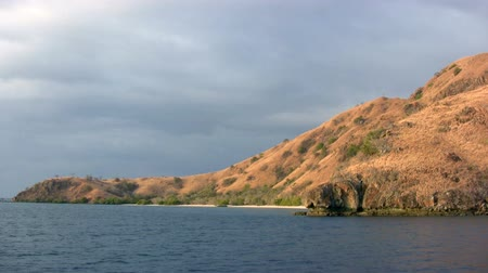 indonesia : Komodo island before sunset, Indonesia