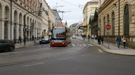 namesti : Czech Tram Rides through the Old City of the Czech Republic