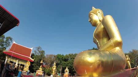 shui : Temple of big golden Buddha, Pattaya. Thailand