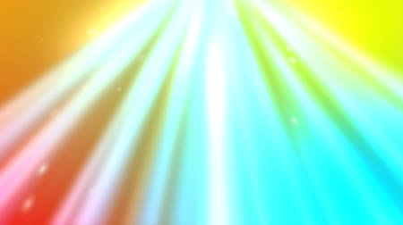 Blinding Heavenly Light Loop on multi color background