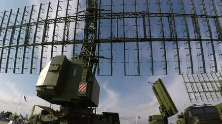 katonai : Group of military radar stations