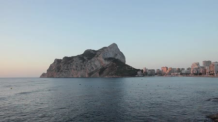 peñon de ifach in Calpe Spain
