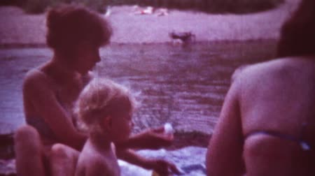 пикник : Picnic (vintage 8mm film footage)