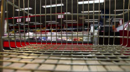 aisles : Shopping with Cart Time Lapse
