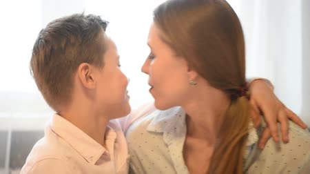 bolachas : Happy Valentines or mother day Stock Footage