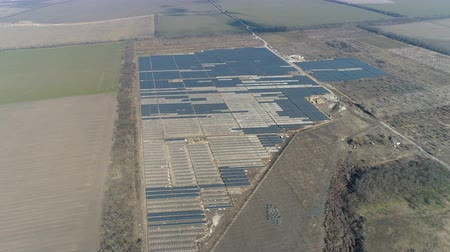 альтернатива : Construction of a solar power station